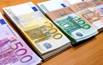 قیمت یورو امروز شنبه ۹۹/۰۵/۲۵