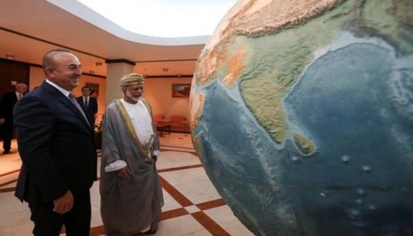 احتمال استقرار یک پایگاه نظامی ترکیه در عمان