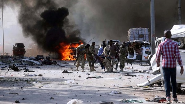 وقوع انفجار در موگادیشو
