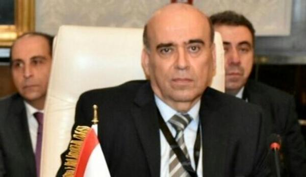 «شربل وهبه» به عنوان وزیر خارجه جدید لبنان انتخاب شد