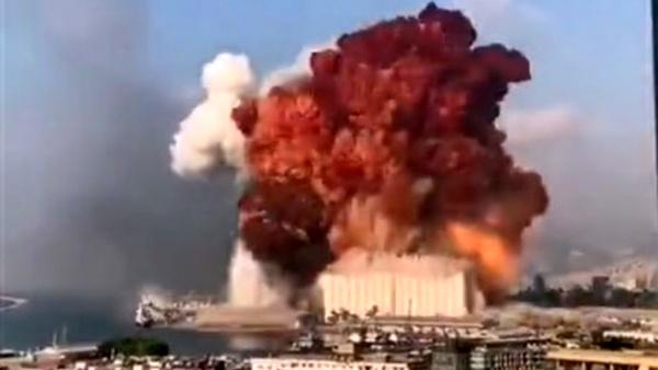 همسر و دختر نخستوزیر لبنان در انفجار امروز زخمی شدند