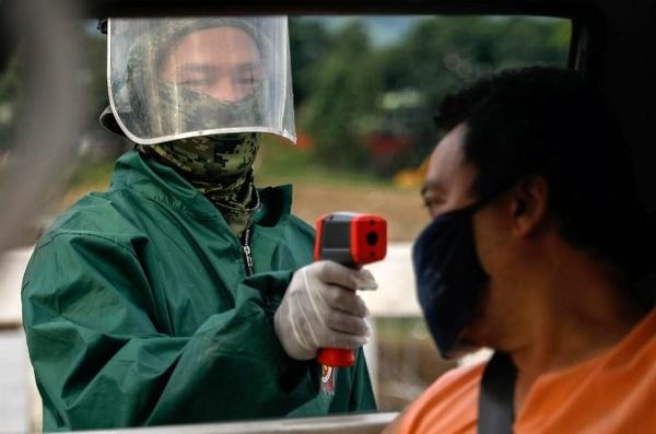 شمار مبتلایان به کرونا در فیلیپین به ۱۱۹ هزار و ۴۶۰ تن رسید