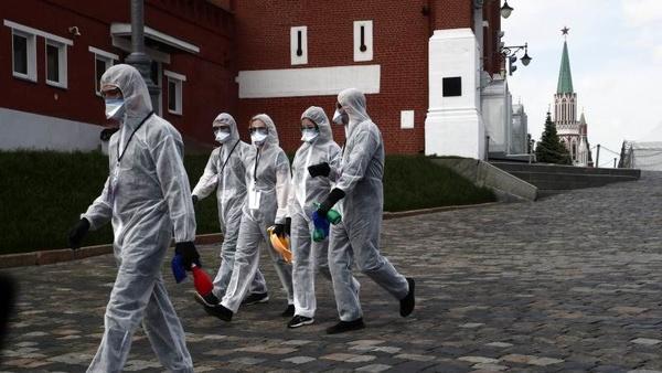 ۱۲۹ قربانی جدید کرونا در روسیه