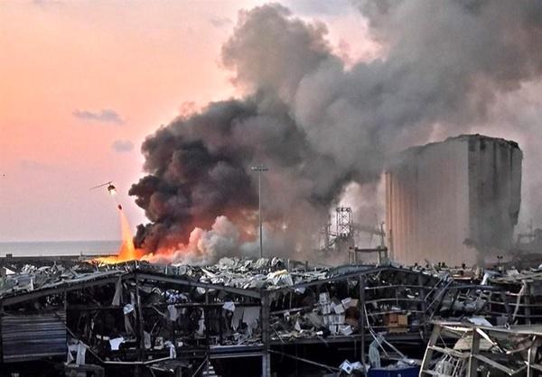 شمار کشتههای انفجار بیروت به ۱۵۸ نفر رسید