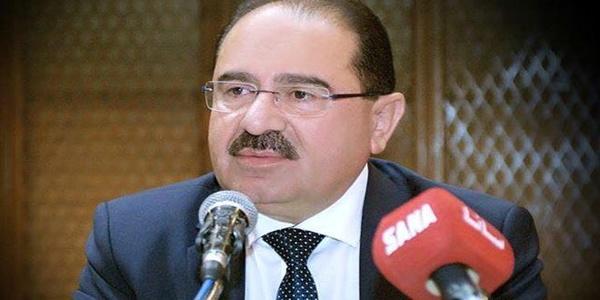وزیر حمل و نقل سوریه: هیچ مواد منفجره ای در بنادر کشور وجود ندارد
