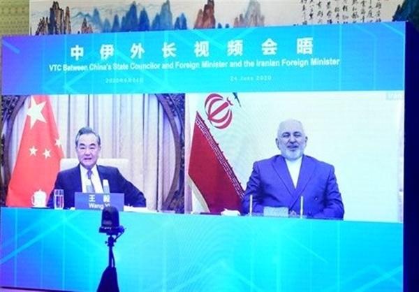 توافق قانونی تهران و پکن جایی برای بحث ندارد