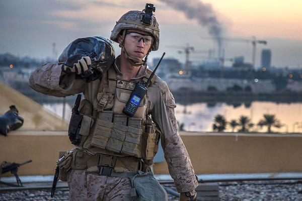 وقوع انفجار در مسیر کاروان نیروهای ائتلاف آمریکایی در عراق