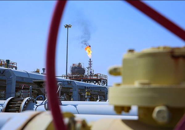 فاز نخست تاسیسات انتقال نفت میادین غرب کارون بهطور رسمی افتتاح شد