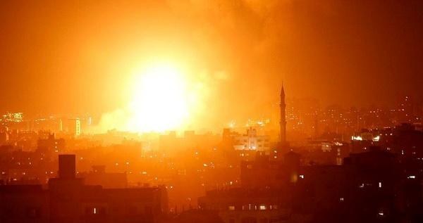 حمله تویخانهای ارتش رژیم صهیونیستی به نوار غزه