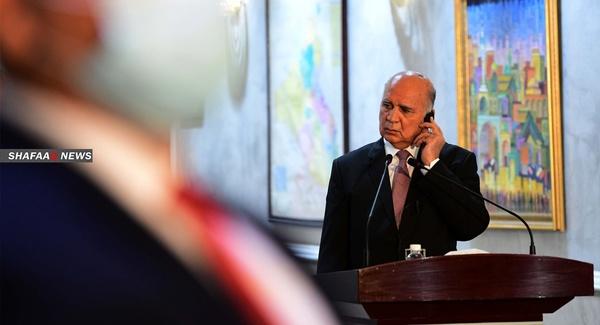 درخواست عراق از کشورهای اروپایی برای مقابله با تجاوزهای ترکیه