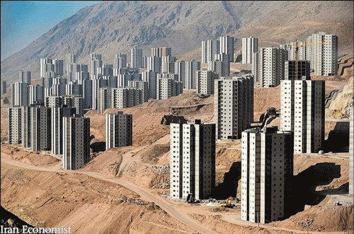افتتاح قریب الوقوع 13 هزار و 400 واحد مسکن پردیس