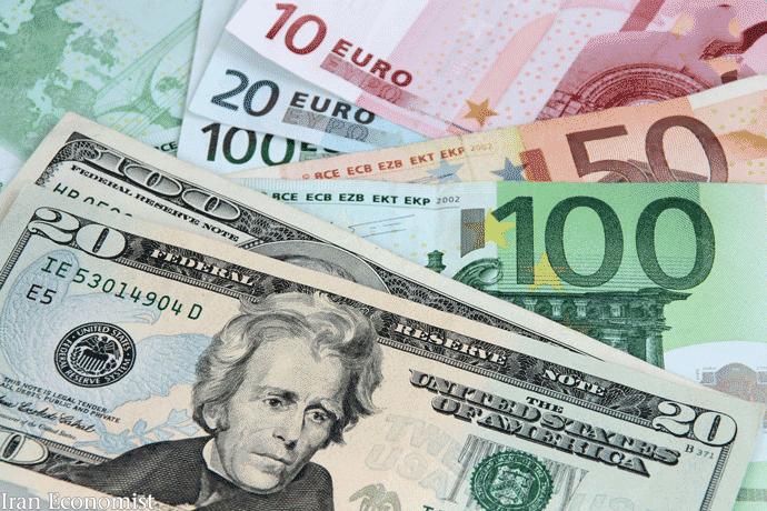 نرخ ارز آزاد از صرافی ملی 24 مرداد