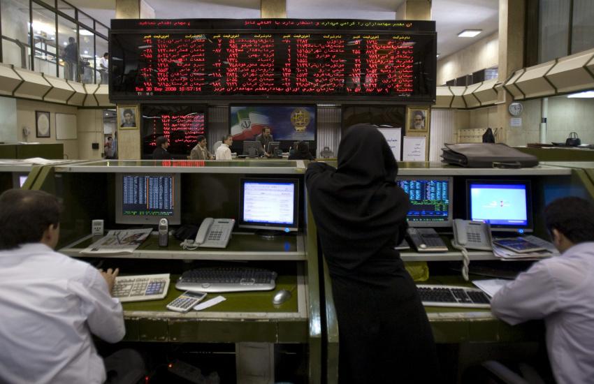 بازار سهام در ایران پروژه امنیت ملی است