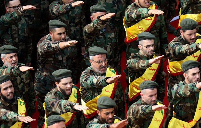 احتیاط متقابل اسرائیل و حزب الله