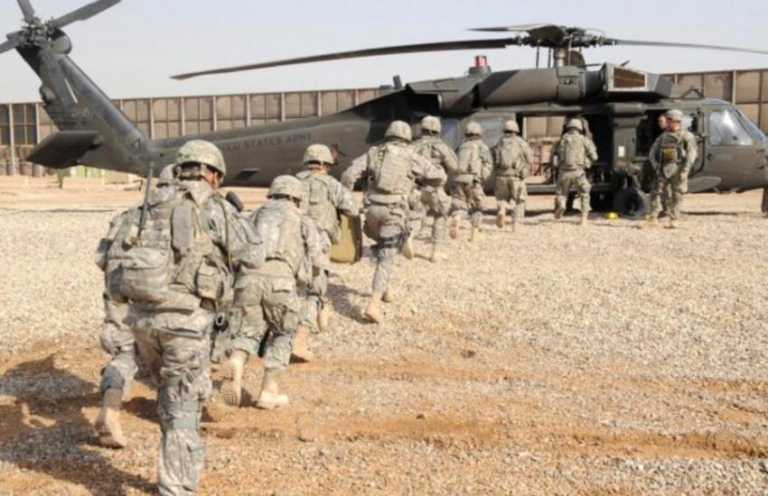 امریکا می خواهد از خاورمیانه برود و آن را با NGO ها اداره کند