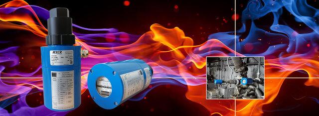 سیستمی برای جلوگیری از انفجار در نیروگاهها و پتروشیمیها