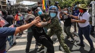 متهم شدن دوترته به سوءاستفاده از قرنطینه کرونا برای سرکوب مخالفان