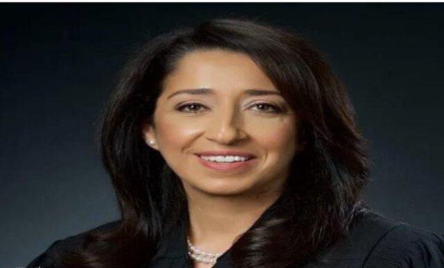 تعیین یک زن عراقی الاصل به عنوان قاضی فدرال در آمریکا