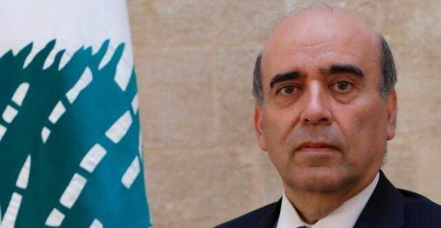 برگزاری مراسم تودیع و معارفه وزیر خارجه جدید لبنان/ وهبه: به قطعنامه ۱۷۰۱ پایبندیم