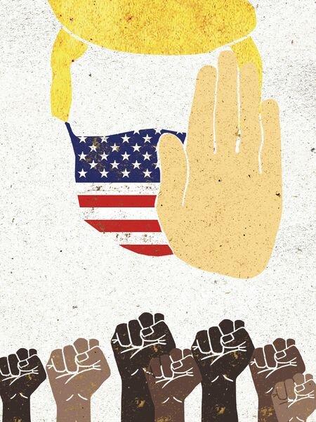 """""""فاشیسم آمریکایی؟ """""""