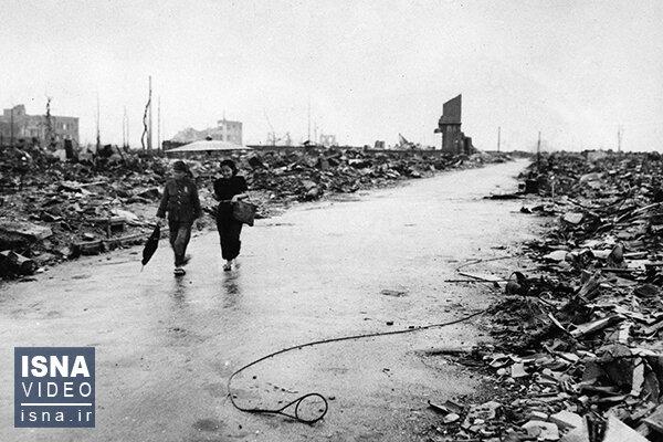 ویدئو / وقتی بیروت، یاد هیروشیما را زنده کرد