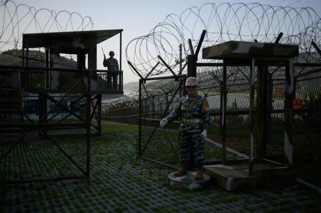 سئول منطقه غیرنظامی دو کره را به منطقه صلح تبدیل می کند