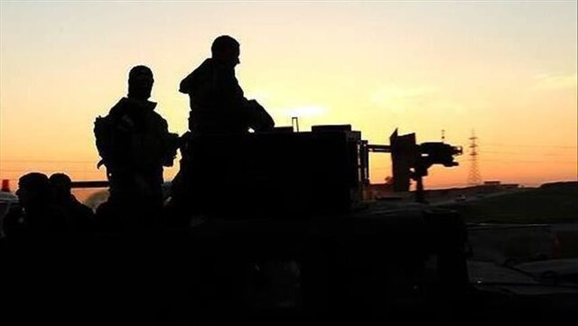 انهدام مقر داعشیها در جنوب سامرا
