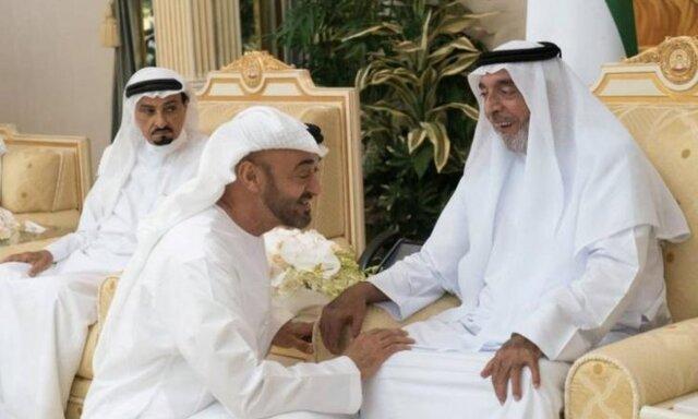 گزارشی جنجالی از چگونگی تصرف ثروت حاکم بیمار امارات توسط دو برادرش محمد و منصور بن زاید