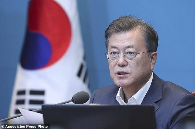 شش تن از معاونان رئیسجمهوری کرهجنوبی استعفا کردند
