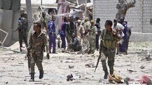 هشت کشته و ۱۴ زخمی در انفجار انتحاری در موگادیشو