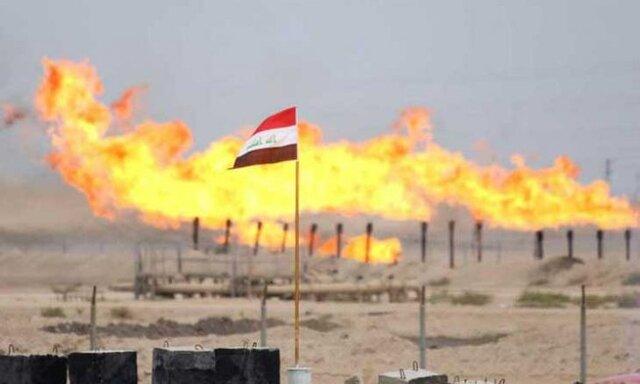 آتشسوزی در چاه نفت در جنوب موصل مهار شد