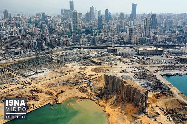 ویدئو / از وعده ترامپ برای توافق با ایران تا تبعات سیاسی انفجار لبنان