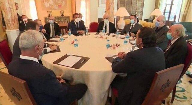 جزئیاتی از دیدار محمد رعد با ماکرون/ مخالفت رئیسجمهوری فرانسه با درخواست گروه ۱۴ مارس