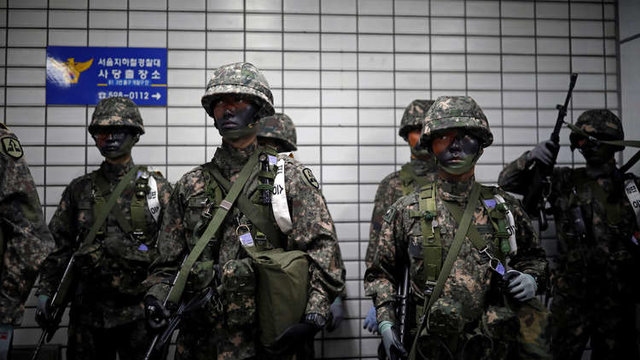 """برنامه ۵ ساله توسعه نظامی کره جنوبی از ساخت """"گنبد آهنین""""بومی تا جنگنده"""