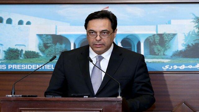 نخست وزیر لبنان استعفای دولت را با میشل عون مطرح کرد