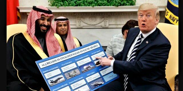 بازرس وزارت خارجه آمریکا فروش تسلیحات به سعودیها را غیرقانونی ندانست