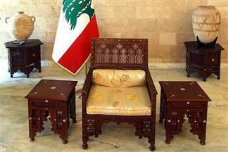 کیک قدرت در لبنان چگونه تقسیم شده است؟