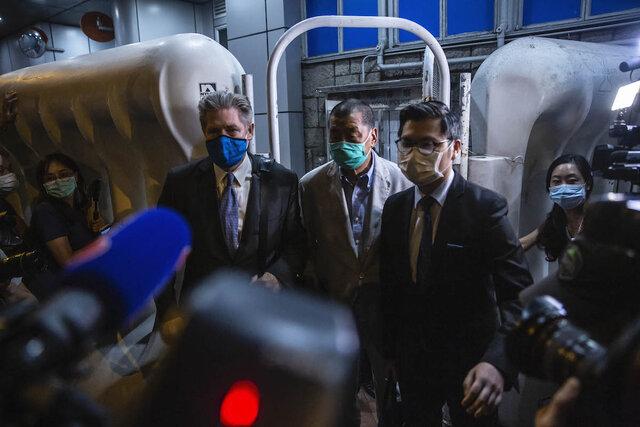 غول رسانهای هنگ کنگ آزاد شد
