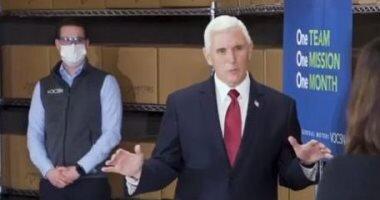 مایک پنس: زندگی در آمریکا بار دیگر با ترامپ پیروز میشود