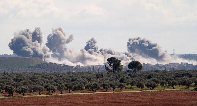 هلاکت معاون سرکرده تروریستهای القاعده در ادلب