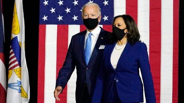 بایدن: رئیس جمهور شوم ماسک زدن را اجباری میکنم