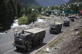 تاکید هند به چین در سرعت بخشیدن به خروج نیروهایش از لداخ