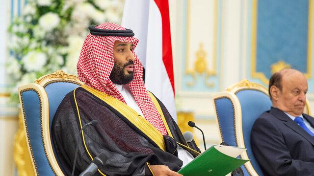 """""""بن سلمان توافق صلح امارات و اسرائیل را تایید می کند"""""""