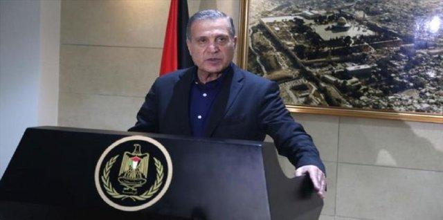 تحرکات تشکیلات خودگردان فلسطین علیه توافق صلح امارات و اسرائیل
