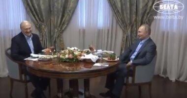 پوتین و لوکاشنکو: مشکلات بلاروس به زودی مرتفع میشوند