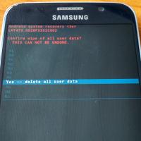آموزش باز کردن گوشی اندرویدی در هنگام فراموش کردن رمز ورود