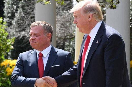 ببینید | پادشاه اردن، یار آمریکا در ترور سردار شهید قاسم سلیمانی