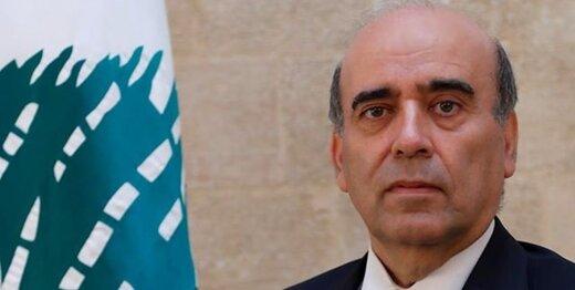 وعده وزیرخارجه جدید لبنان درباره رژیم صهیونیستی