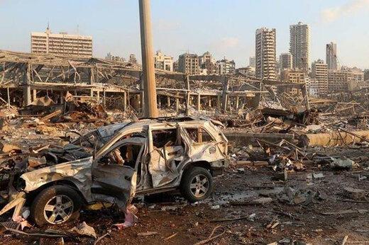 سرخط خبرها درباره انفجار مهیب لبنان/شاهرگ اقتصادی لبنان نابود شد/داروی بیماران صعبالعلاج از بین رفت/نیترات باعث انفجار بود