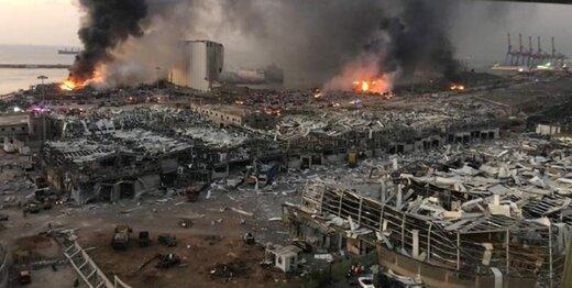 آلمان از مرگ یک دیپلمات خود در انفجار بیروت خبر داد